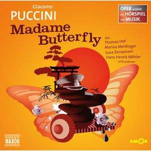 Madame Butterfly tour tickets