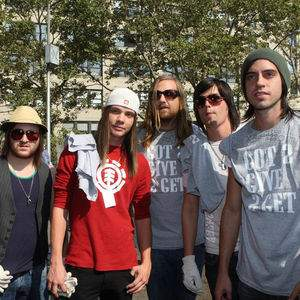 The Red Jumpsuit Apparatus tour tickets